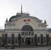 Железнодорожные вокзалы в Катангли