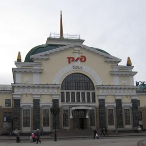 Железнодорожные вокзалы Катангли